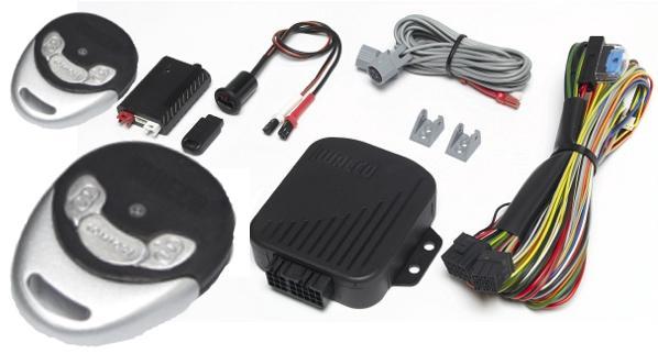 waeco auto alarmanlage auto alarm dwa magic safe ms 660 ebay. Black Bedroom Furniture Sets. Home Design Ideas